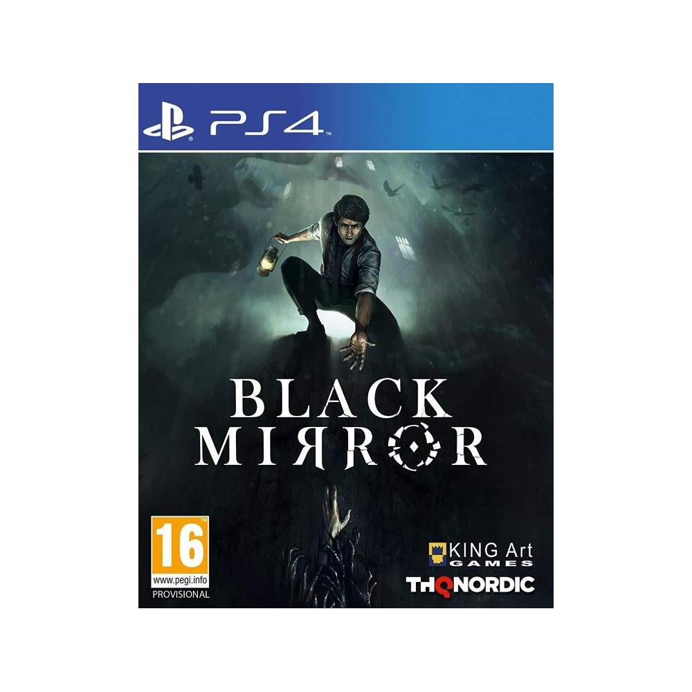BLACK MIRROR PS4 EURO FR OCCASION