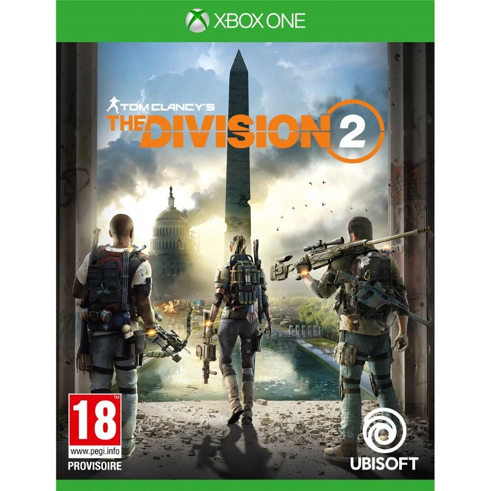 THE DIVISION 2 XBOX ONE FR OCCASION
