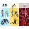 TRADING ACRYLIC CHARM PERSONA SERIES CREATORS JAP NEW
