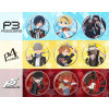 TRADING BADGE COLLECTION PERSONA SERIES CREATORS JAP NEW