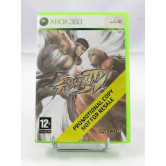 STREET FIGHTER IV (PROMOTIONAL COPY) XBOX 360 PAL-UK OCCASION