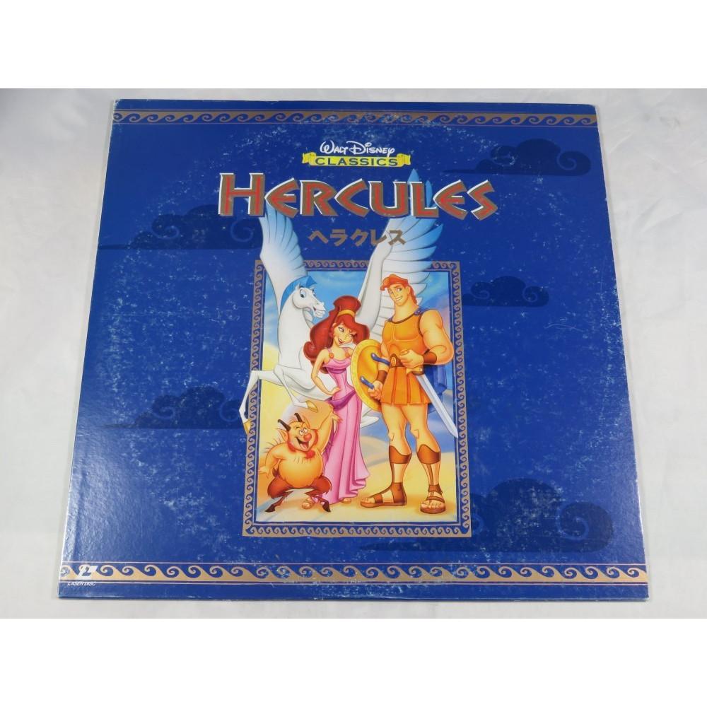 HERCULES LASER DISC NTSC-JPN OCCASION