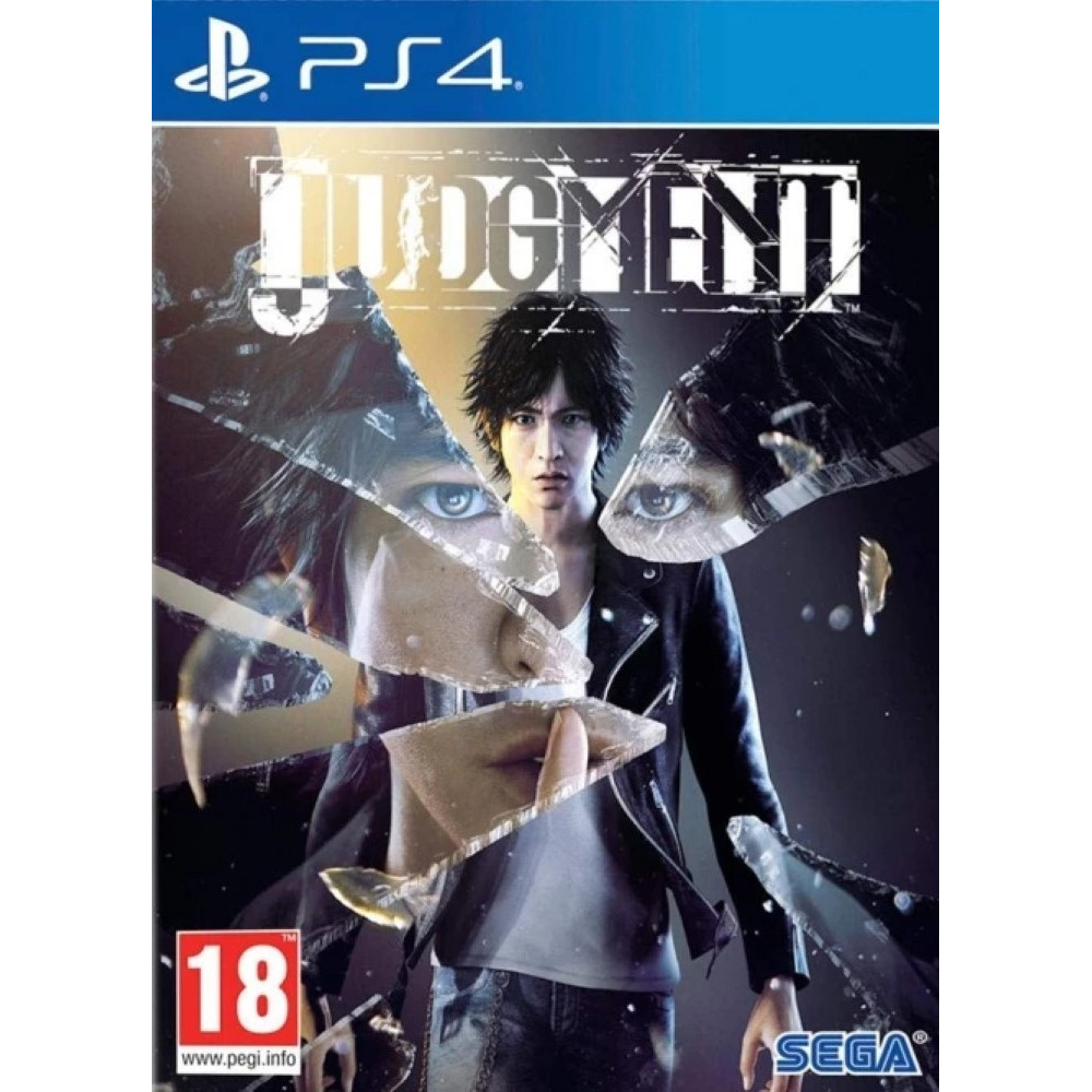 JUDGMENT PS4 FR OCCASION