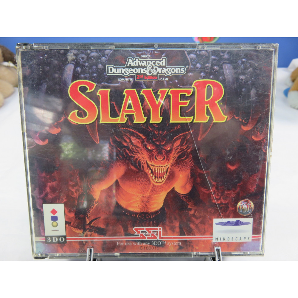 SLAYER 3DO EURO OCCASION