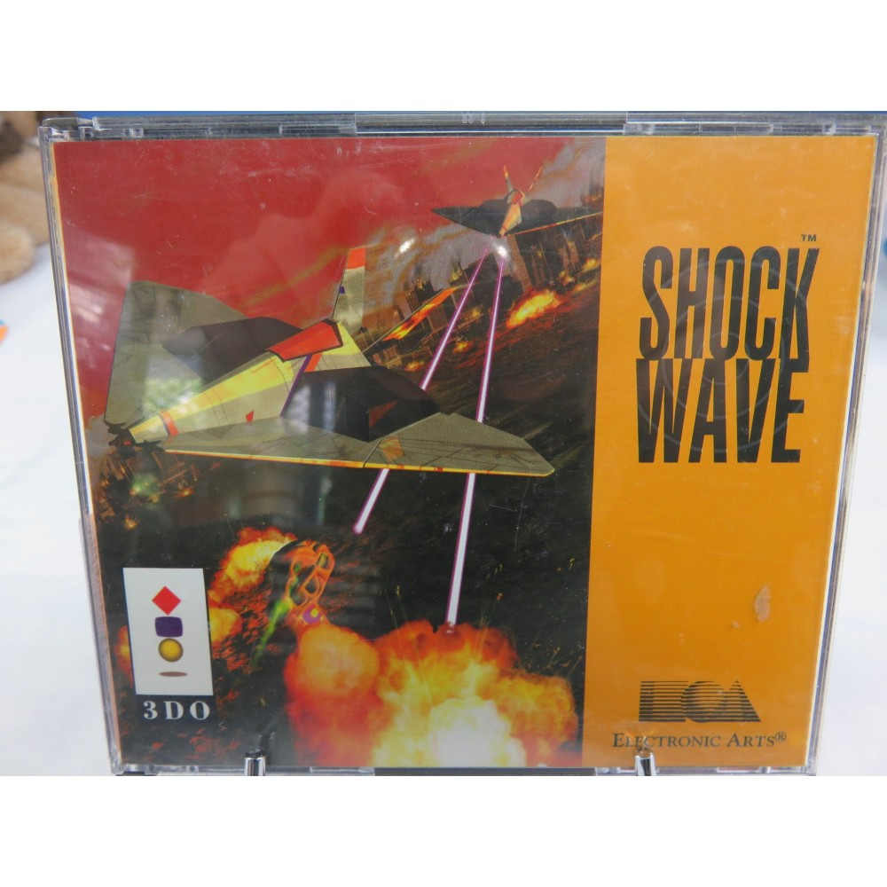 SHOCK WAVE 3DO PAL-EURO OCCASION