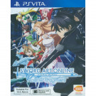 SWORD ART ONLINE HOLLOW FRAGMENT PSVITA ASIAN