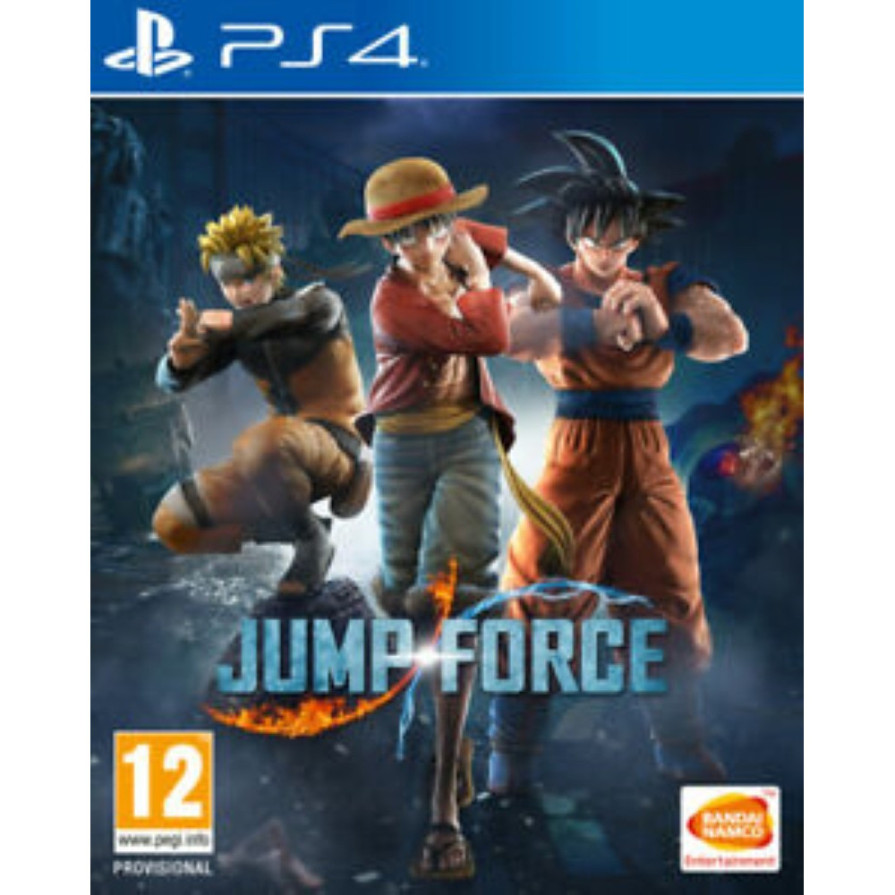JUMP FORCE PS4 UK NEW