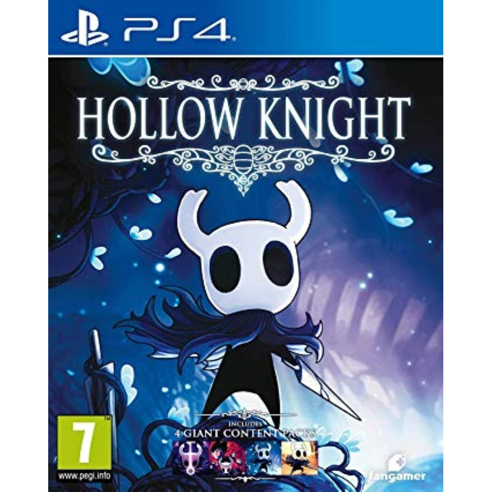 HOLLOW KNIGHT PS4 UK NEW
