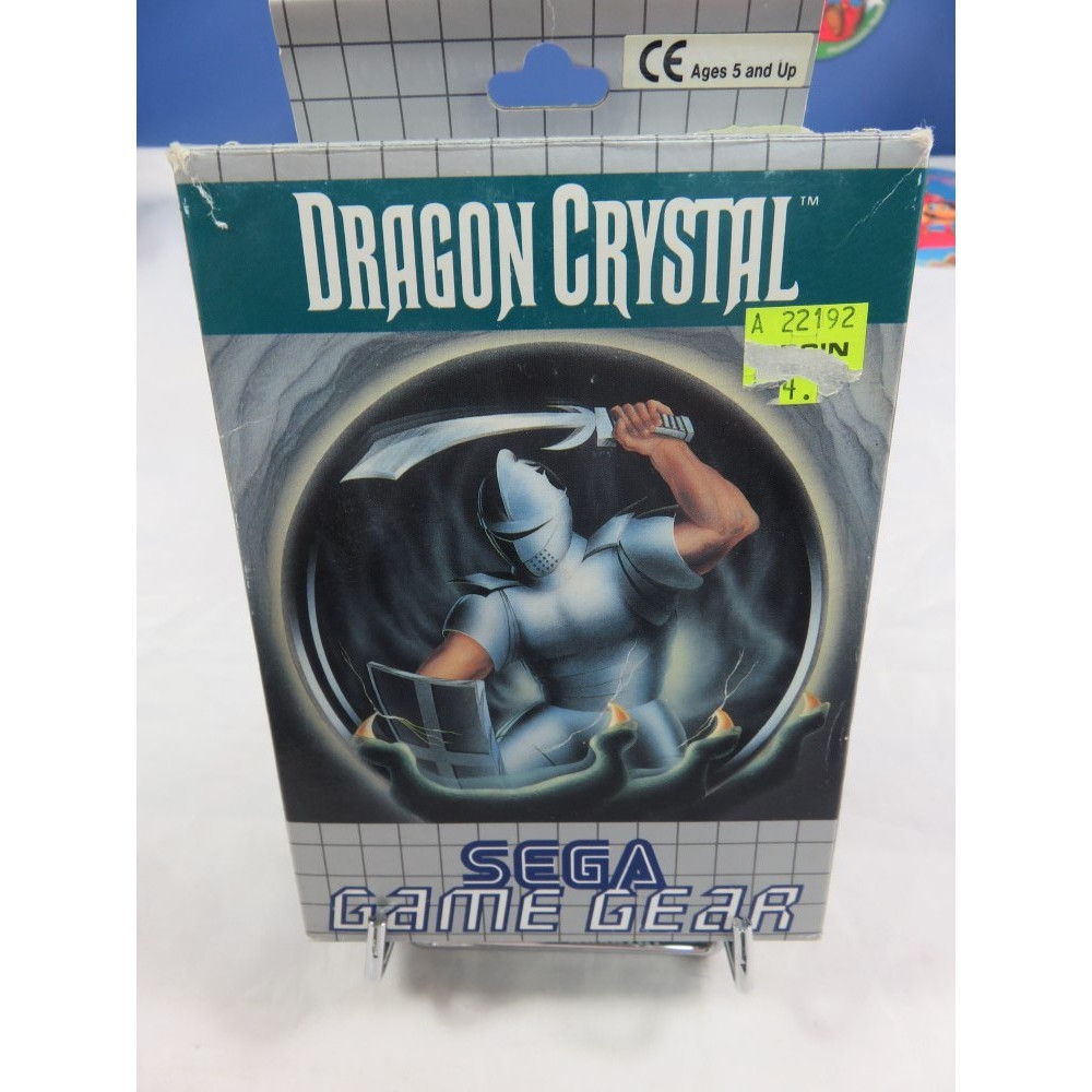 DRAGON CRYSTAL GAME GEAR EURO OCCASION