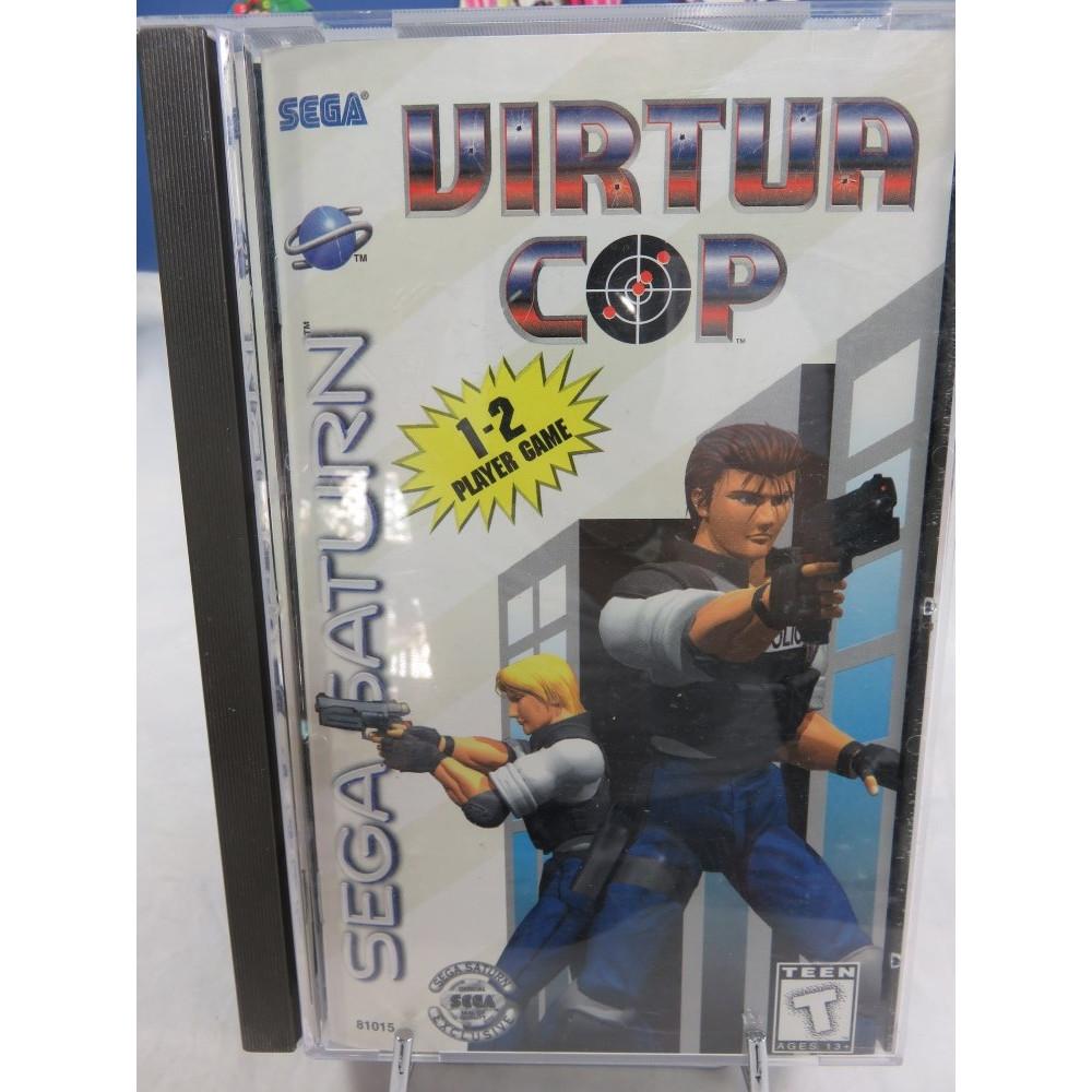 VIRTUA COP SATURN NTSC-USA OCCASION