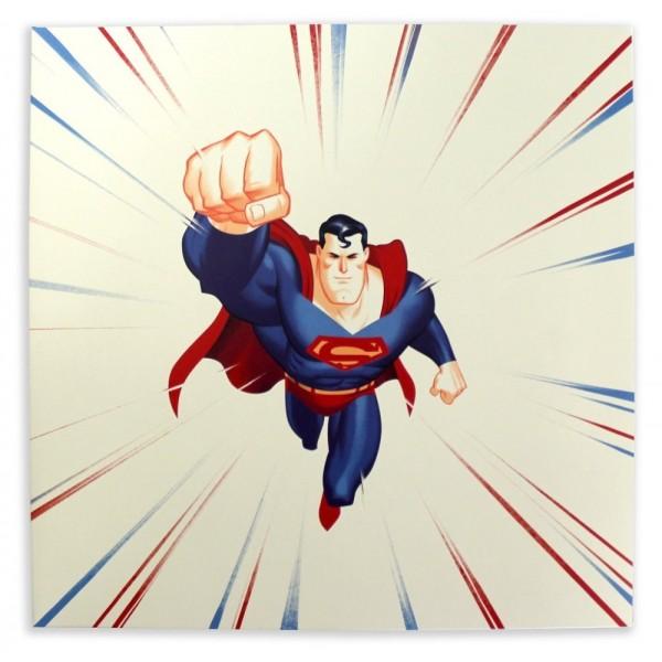 VINYLE SUPERMAN THE ANIMATED SERIES NEW