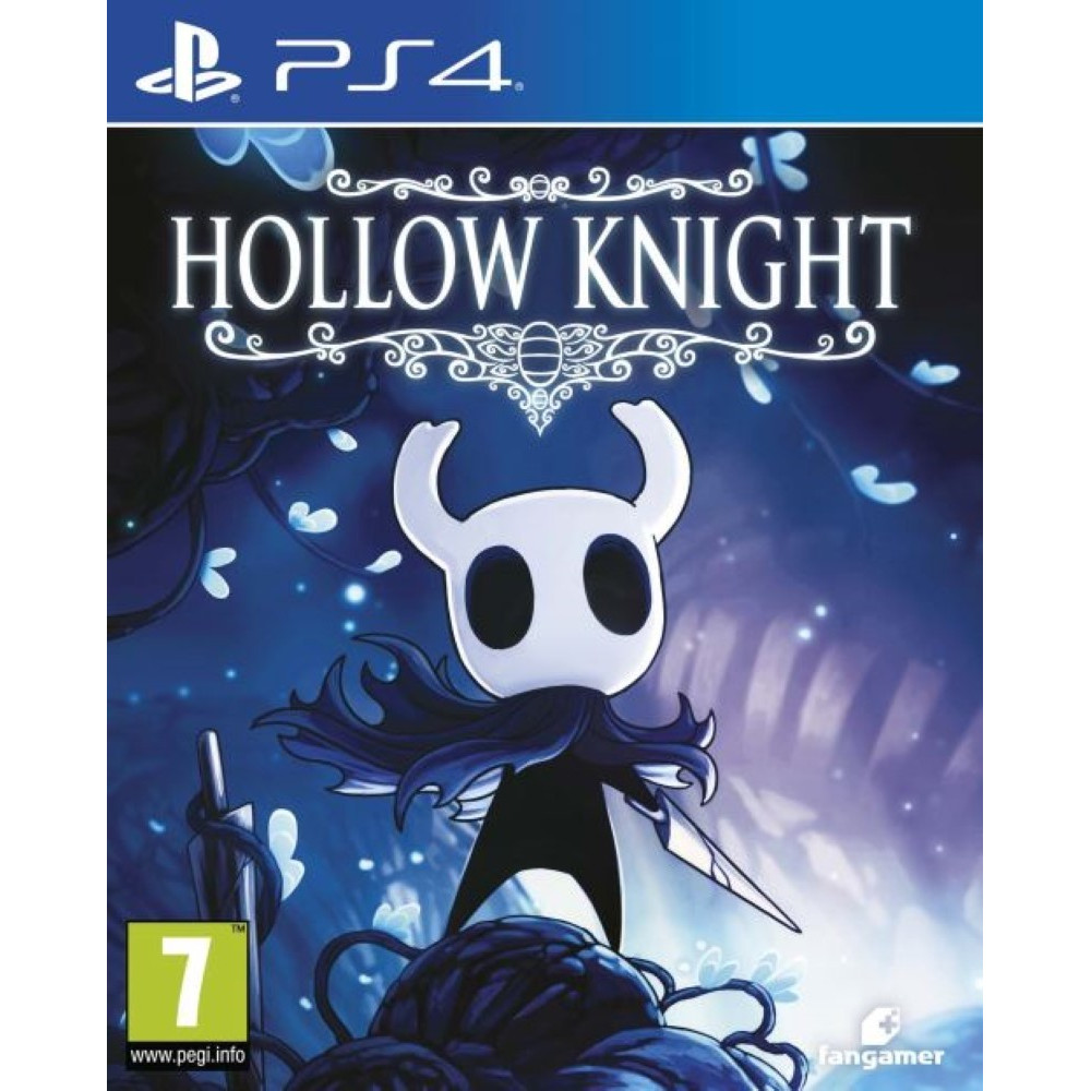 HOLLOW KNIGHT PS4 PAL FR NEW