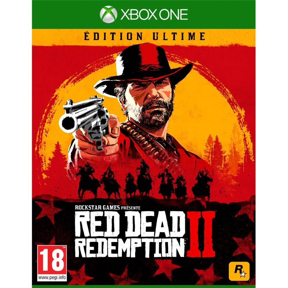 RED DEAD REDEMPTION 2 EDITION ULTIMATE XBOX ONE FR OCCASION