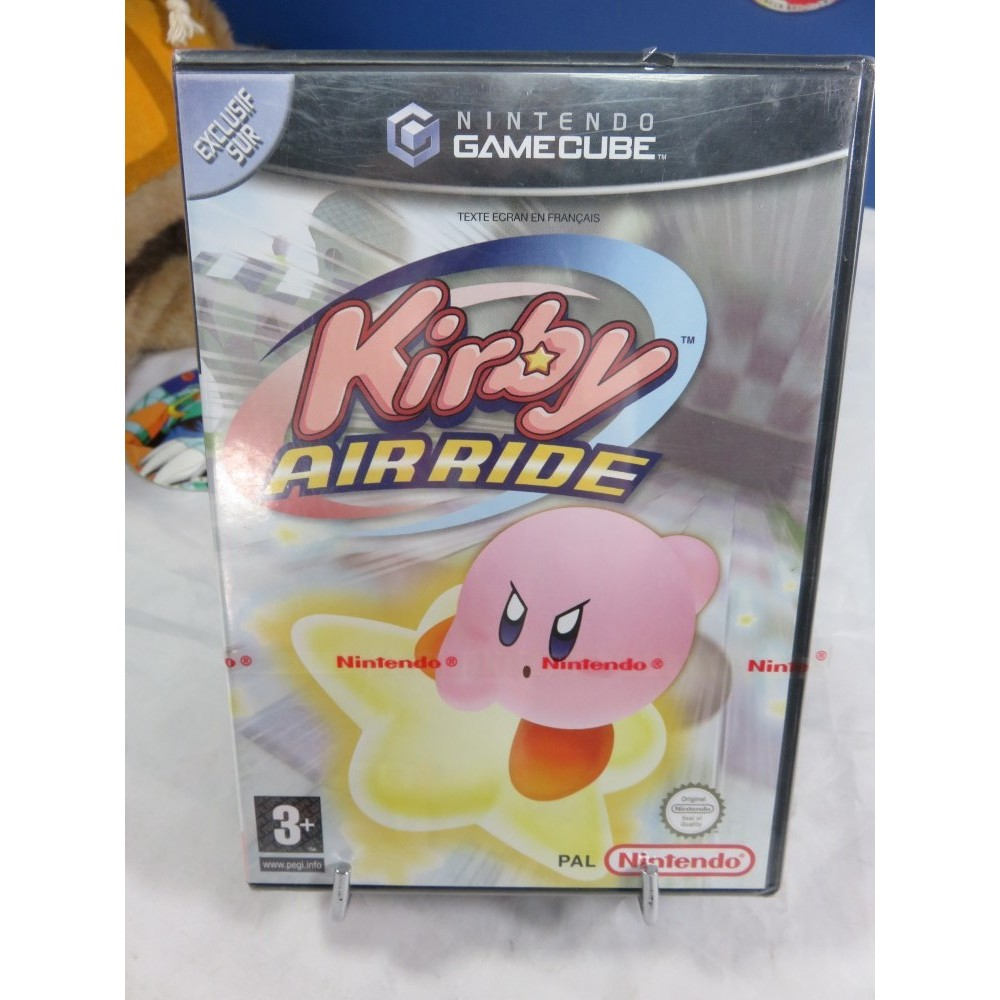 KIRBY AIR RIDE GAMECUBE PAL-FR NEUF