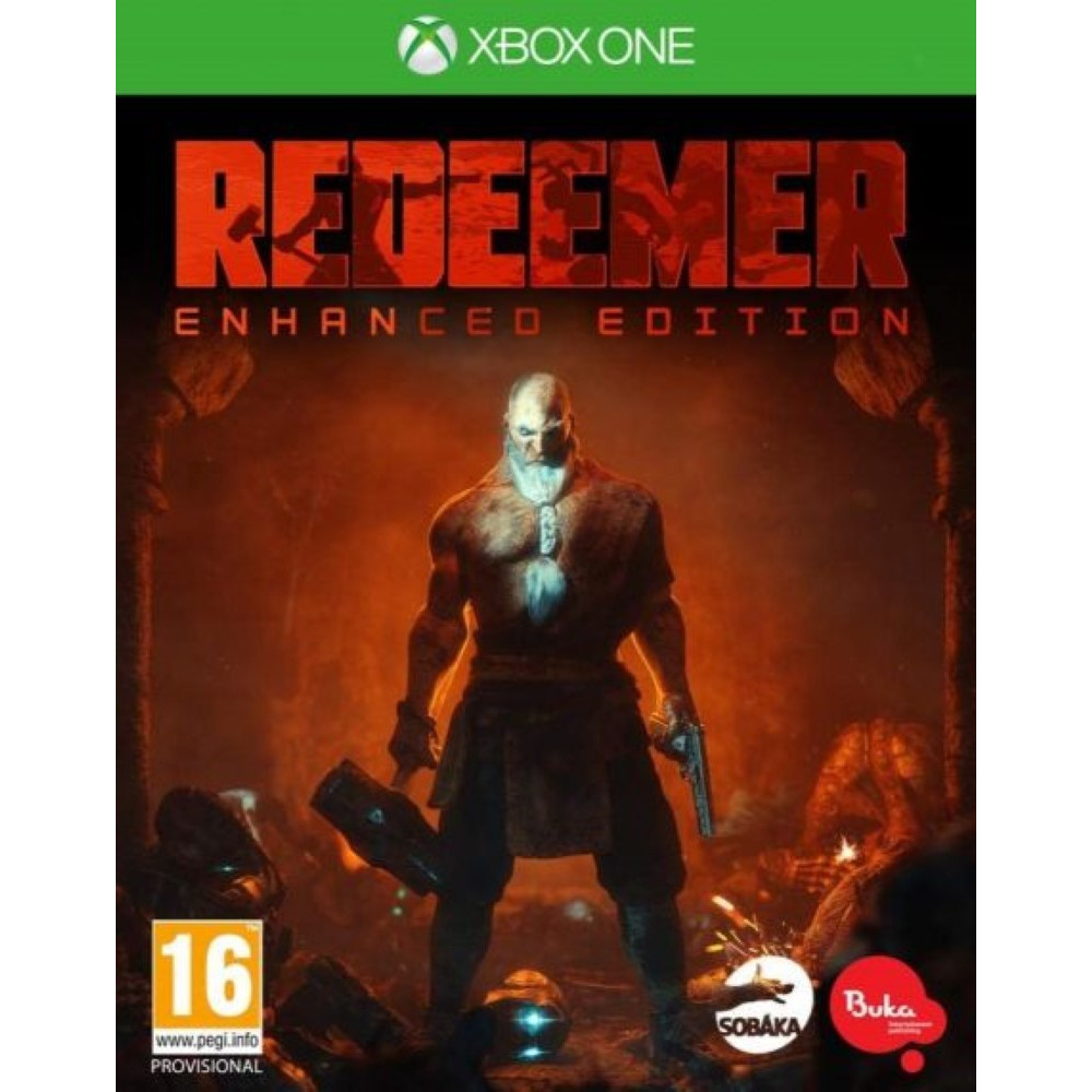 REDEEMER ENHANCED EDITION XBOX ONE UK NEW