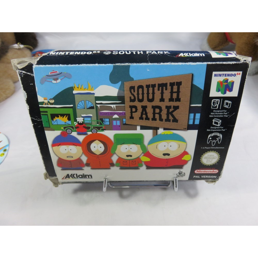 SOUTH PARK N64 PAL-FAH OCCASION