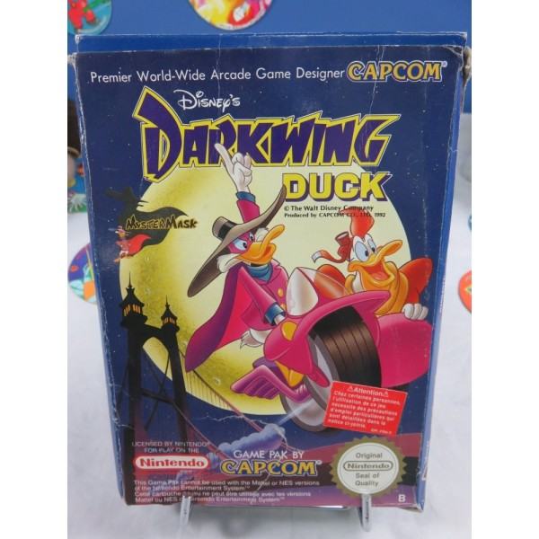 DARKWING DUCK SANS NOTICE NES PAL- FRA OCCASION