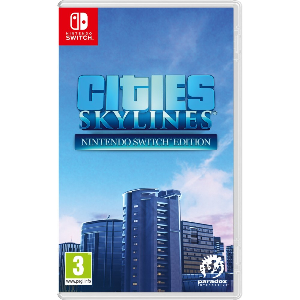 CITIES SKYLINES SWITCH FR NEW