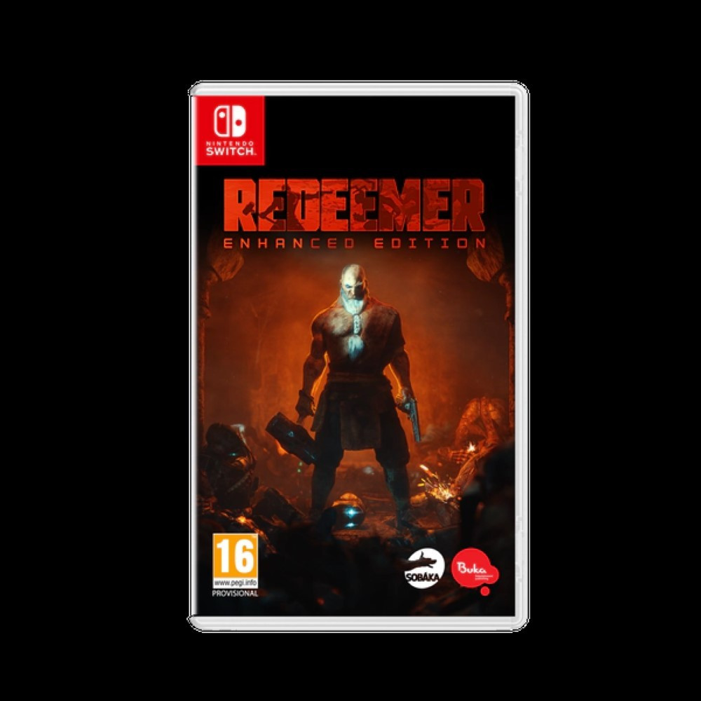 REDEEMER ENHANCED EDITION SWITCH FR NEW