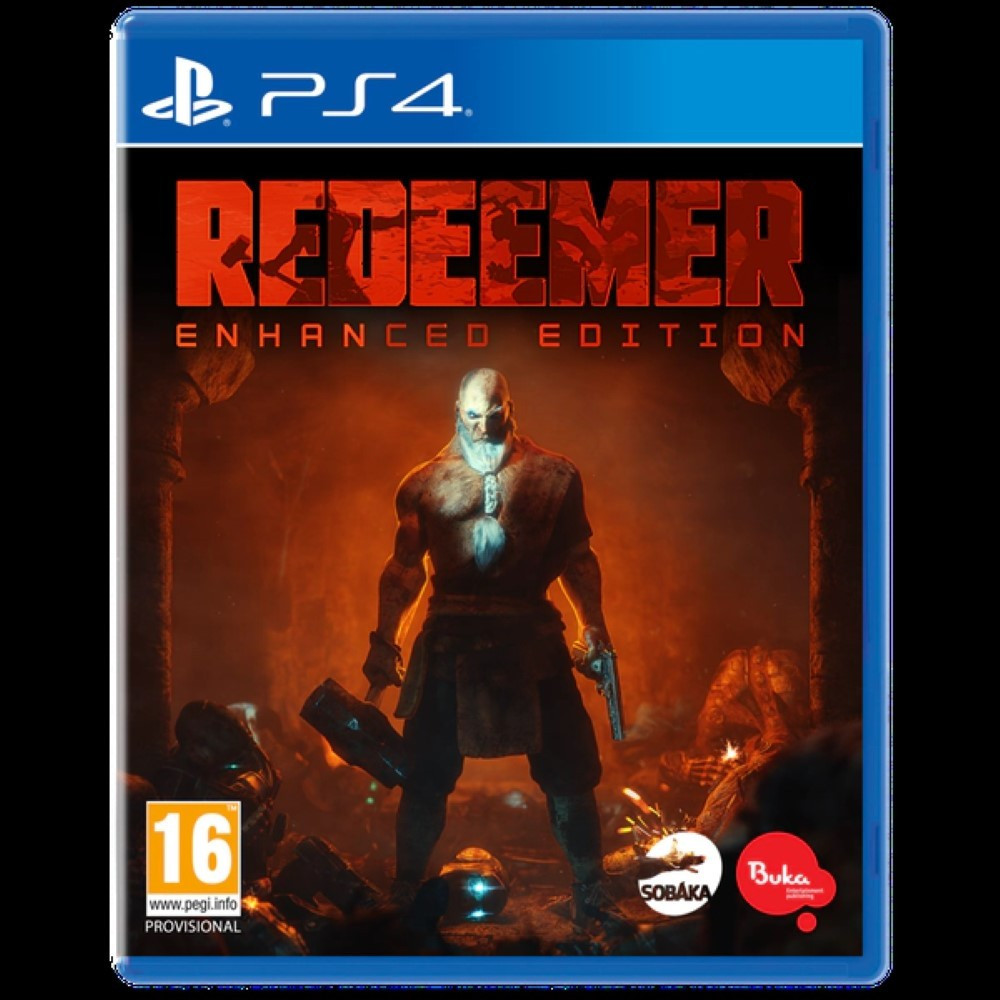 REDEEMER ENHANCED EDITION PS4 FR NEW