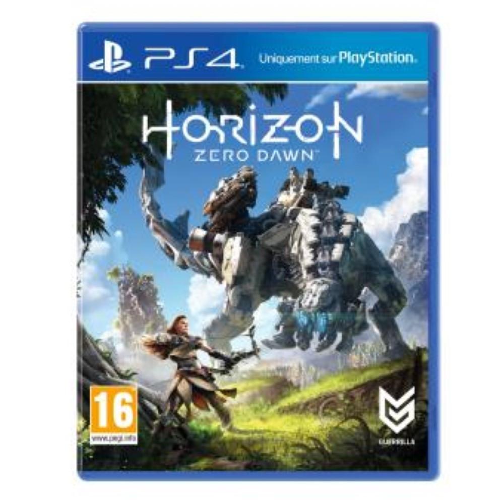 HORIZON ZERO DAWN PS4 PL/SLK/CZ OCCASION