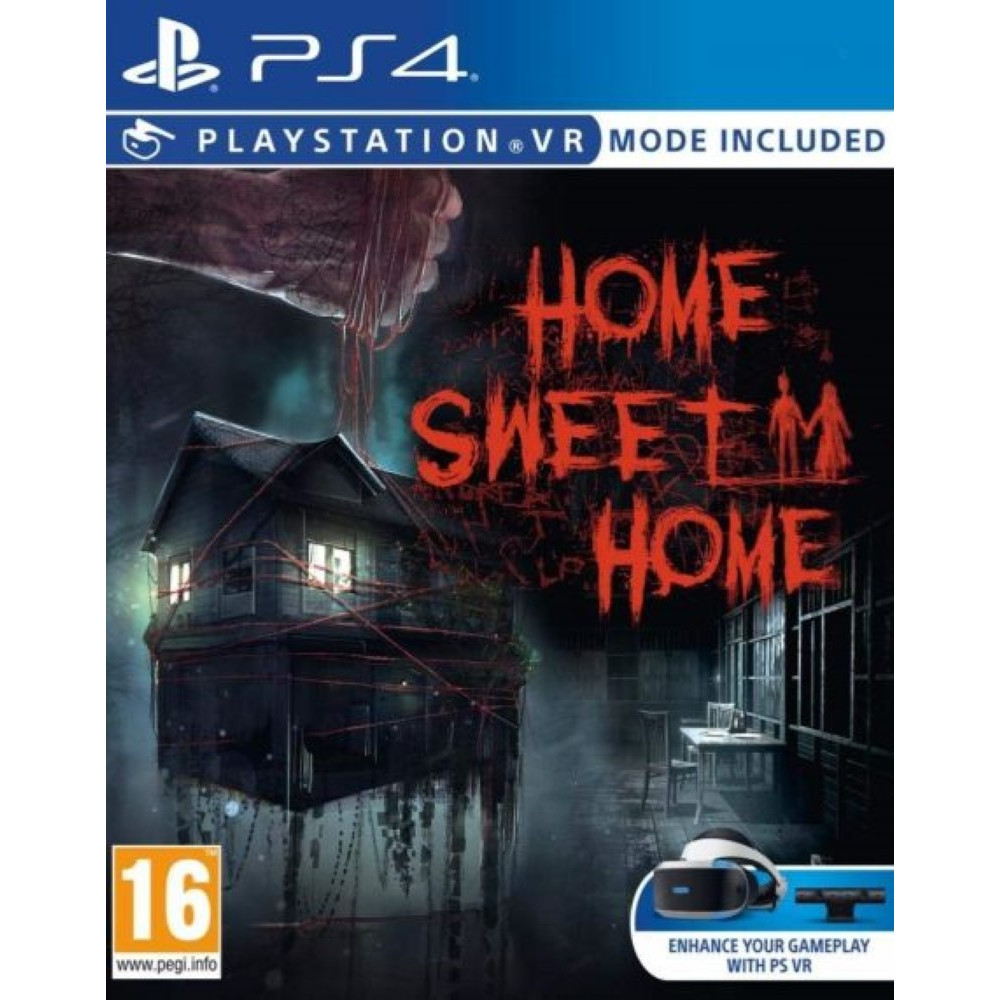 HOME SWEET HOME VR PS4 EURO FR OCCASION
