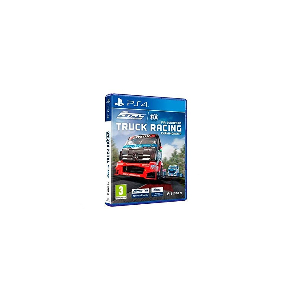 FIA TRUCK RACING CHAMPIONSHIP PS4 UK OCCASION