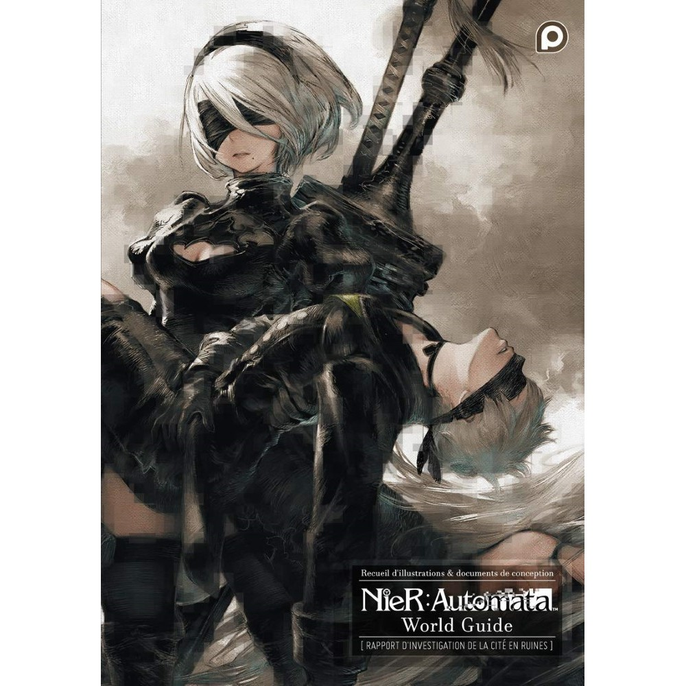 NIER AUTOMATA WORLD GUIDE FR NEW