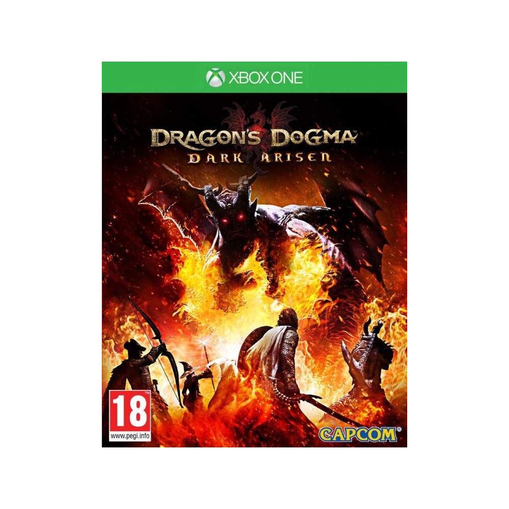 DRAGON S DOGMA DARK ARISEN XBOX ONE EURO FR OCCASION
