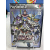 SUPER ROBOT TAISEN: SCRAMBLE COMMANDER PS2 NTSC-JPN OCCASION