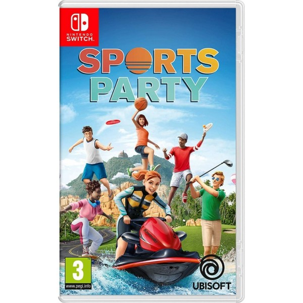 SPORTS PARTY SWITCH UK NEW