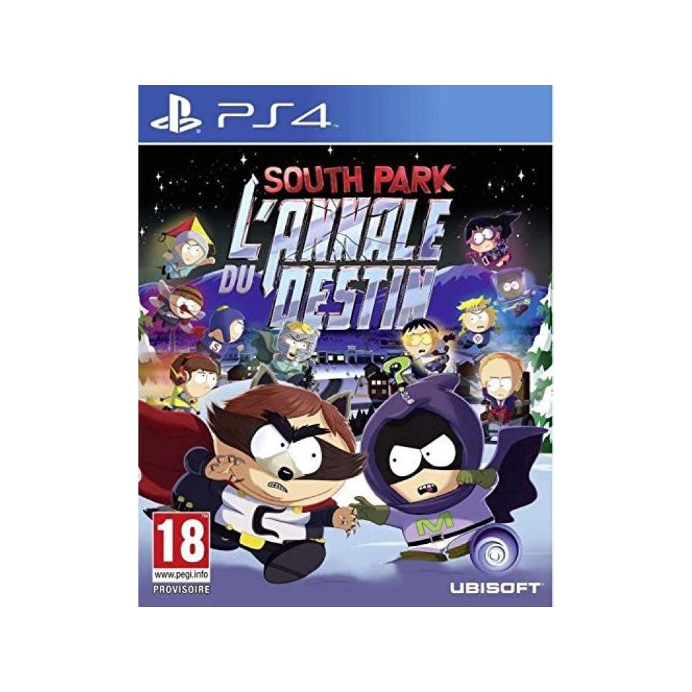 SOUTH PARK THE FRACTURED BUT WHOLE PS4 UK OCCASION