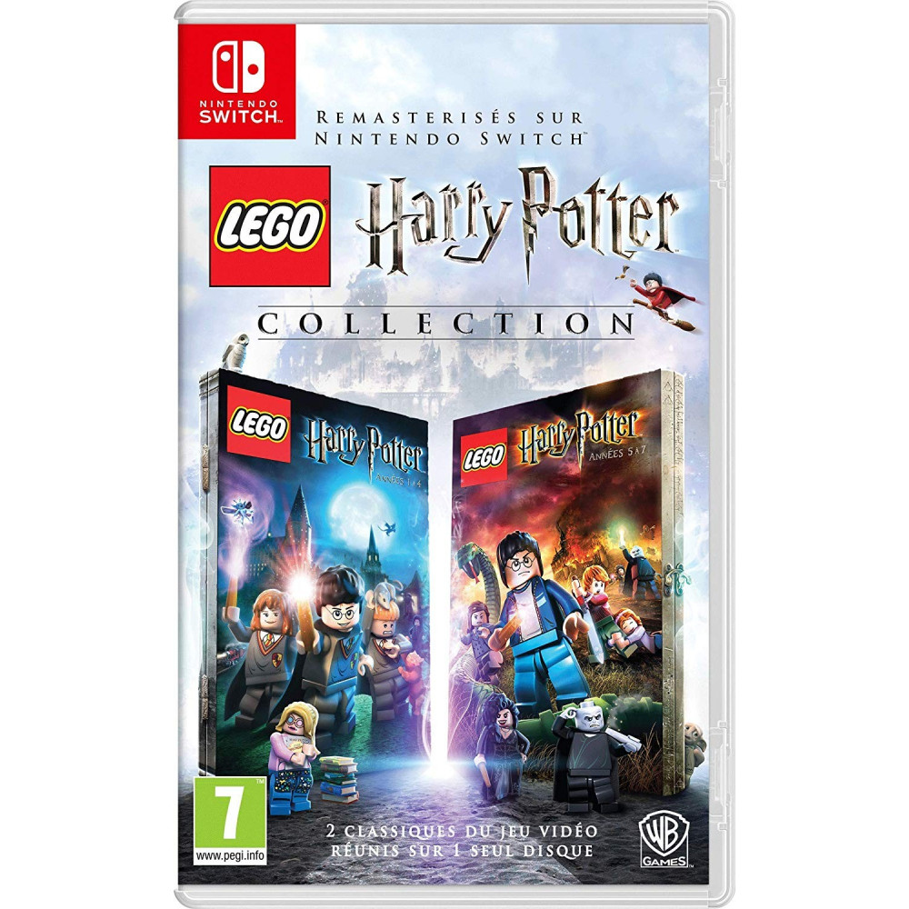 LEGO HARRY POTTER COLLECTION SWITCH EURO FR OCCASION