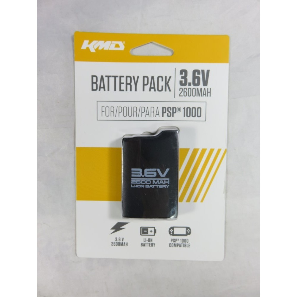 BATTERY PACK PSP 1000 NEW