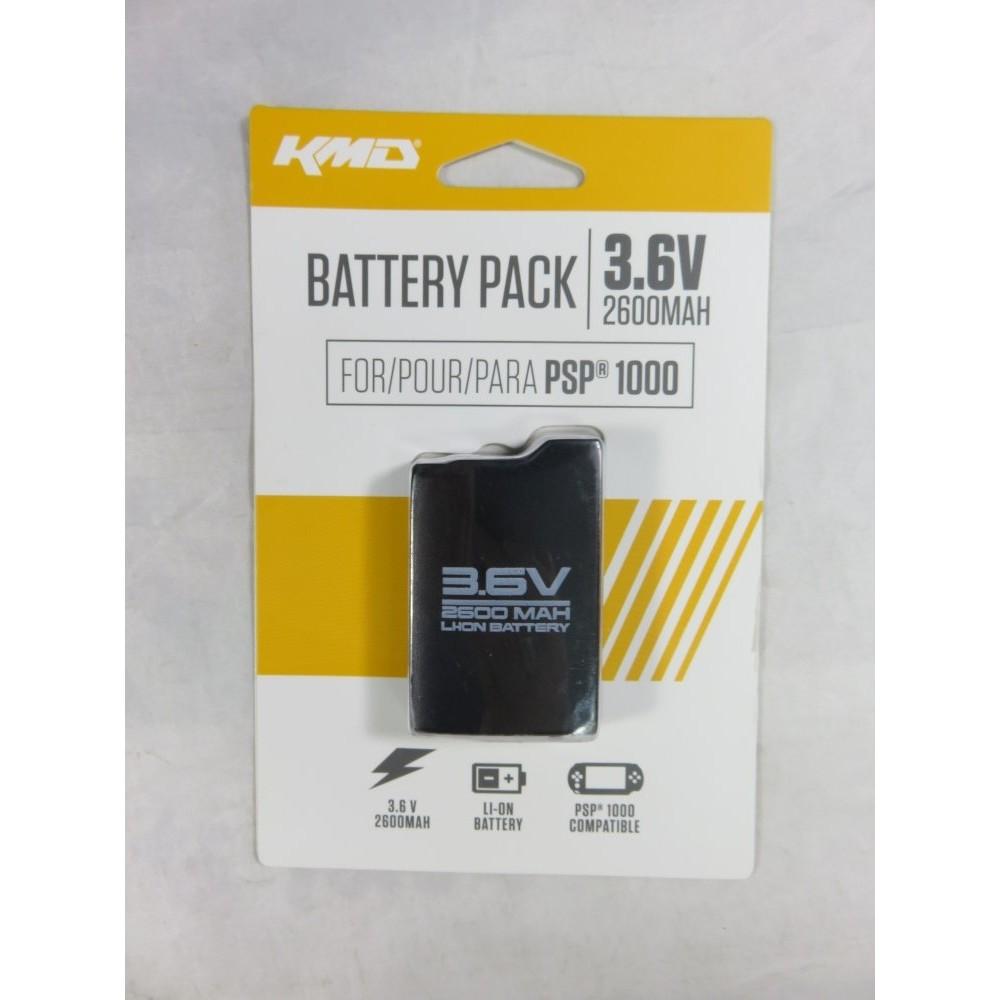 BATTERY PACK PSP 1000 NEW