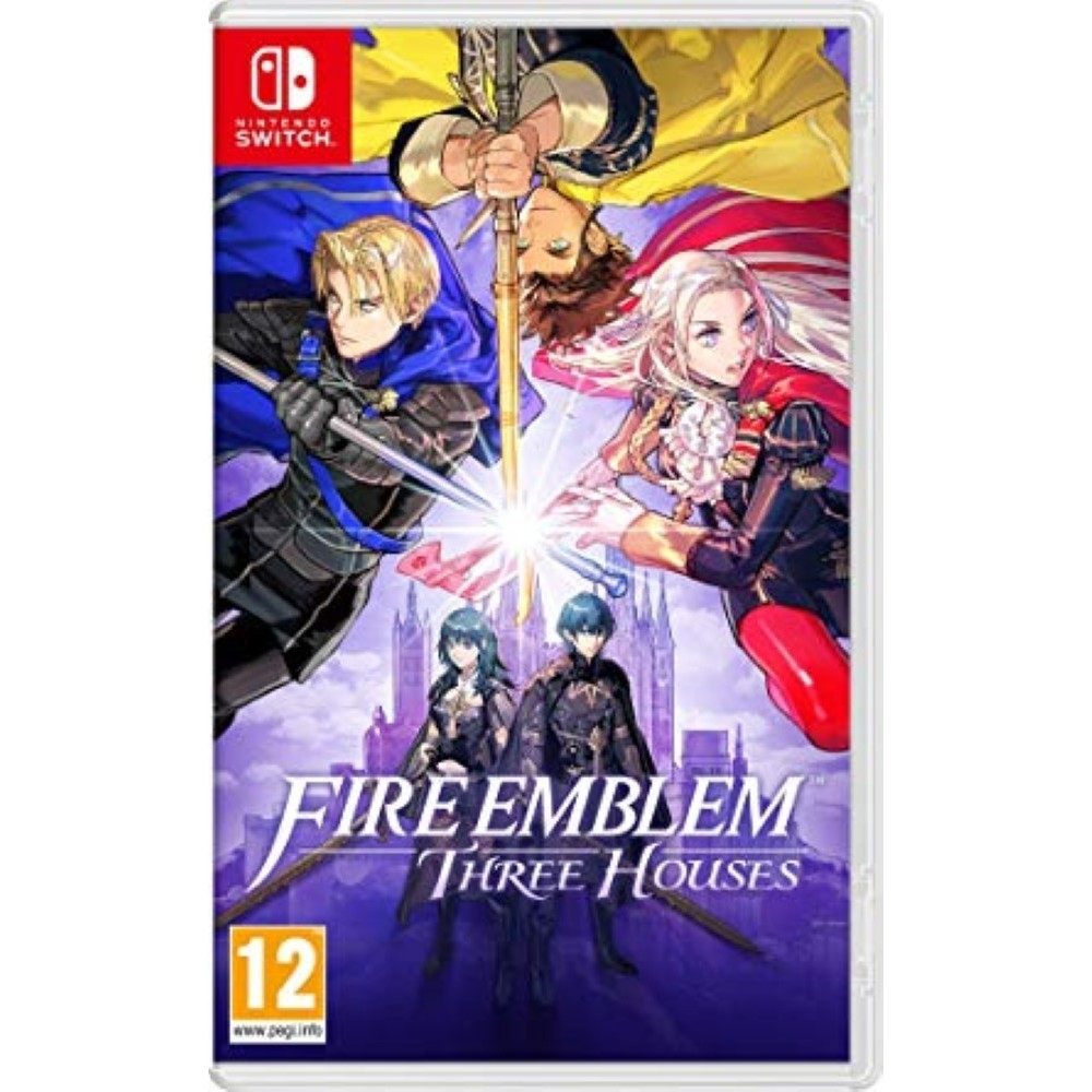 FIRE EMBLEM THREE HOUSES SWITCH FR NEW