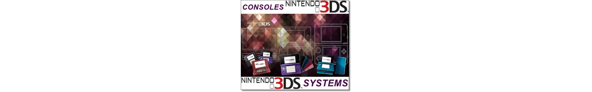 Consoles 3ds