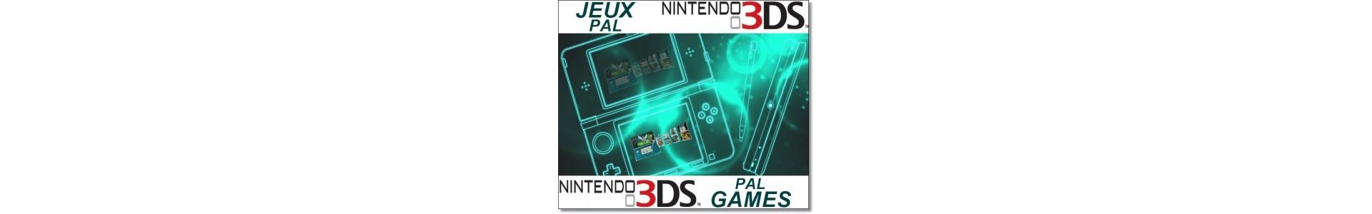 Jeux 3ds (pal)